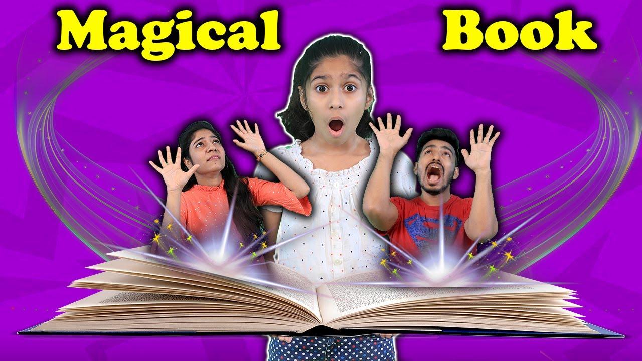Pari Ko Mili Magical Book | Magical Book Story | Pari's Lifestyle