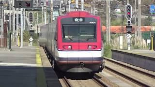 Alfa Pendular (Portugal Trip) / アルファ・ペンドゥラール(ポルトガルの高速列車)