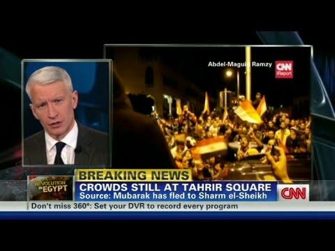 CNN: Egyptian actor, Khalid Abdalla reflects on revolution
