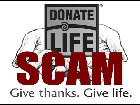 Organ Donation is a Scam