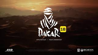 Gameplay - Dakar 18  (PS4 Pro)