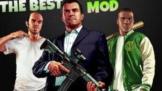 GTA SA Android: The Best GTA V Mod!