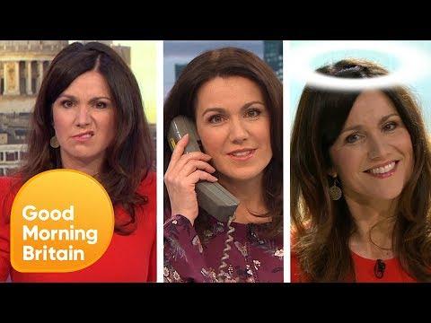 The Best of Susanna Reid | Good Morning Britain