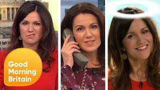 The Best of Susanna Reid | Good Morning Britain