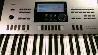 Casio CTK 6300IN : How to Use Rhythm Editor Feature on Casio 6300IN Electronic Music Keyboard