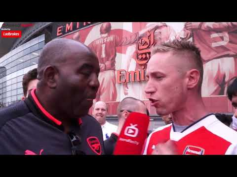 It's Time For Us To Compete With Europe's Elite! (Lee Gunner) | Arsenal 4-1 West Ham