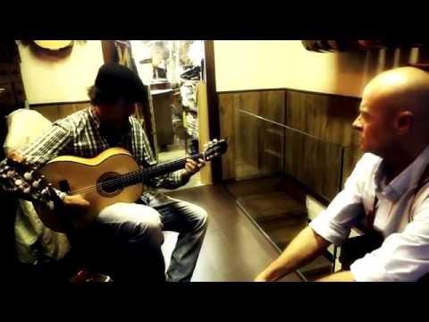 Jose Deluna tests Juan Alvarez Guitars / Luthiers