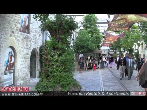 Paris, France - Video Tour of the Bastille Neighborhood (Part 2)