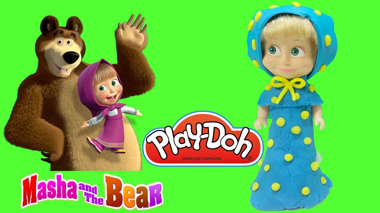 how to make a playdough dress