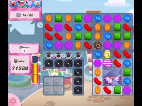 Candy Crush Saga Level 2585 - NO BOOSTERS