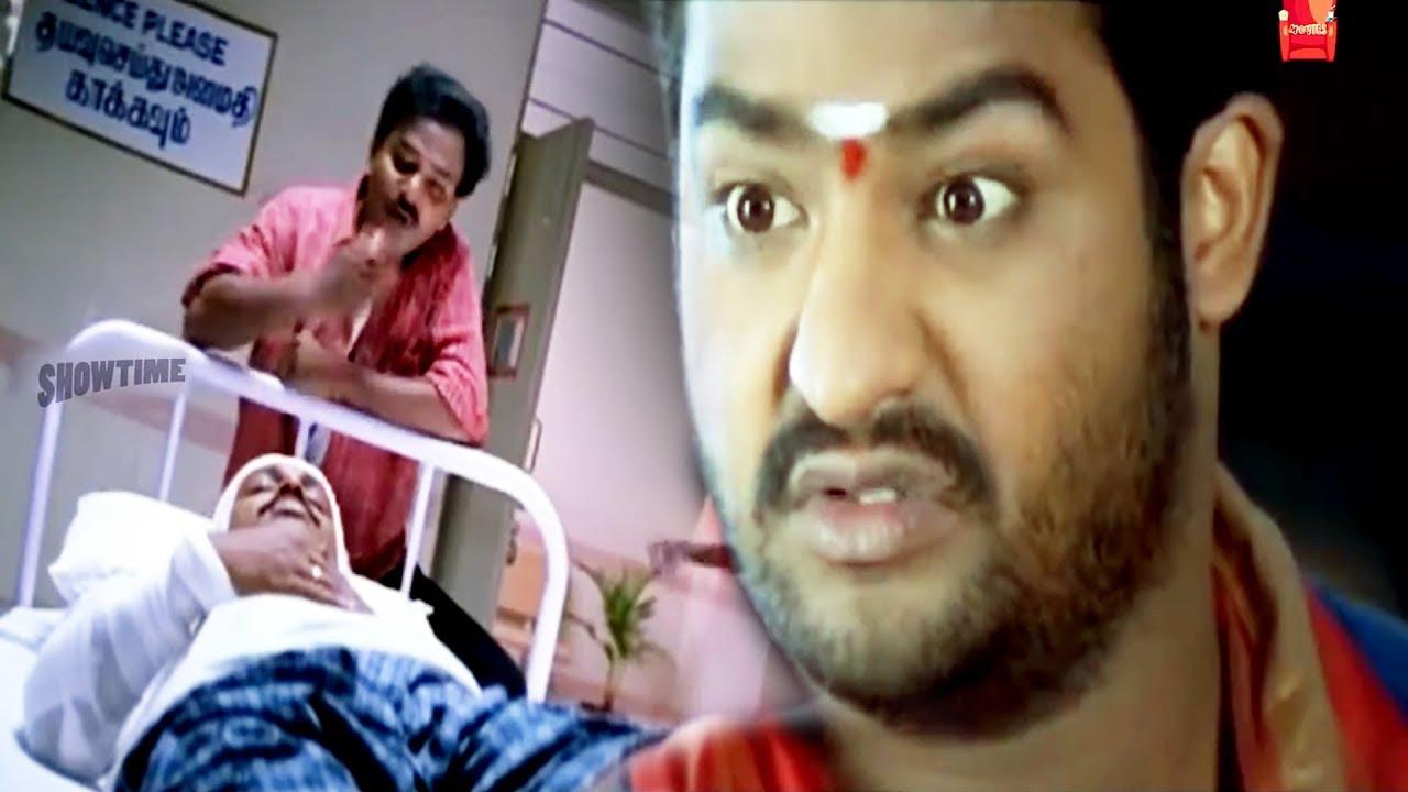 Jr Ntr Powerful Movie Entry Scene   Telugu Movie Scene   Show Time Videoz