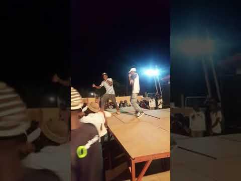 Spiky Boy & Meskay Performing Romeo & Juliet. mp3 Live On Stage @ Ha-Pele Tshikwarani