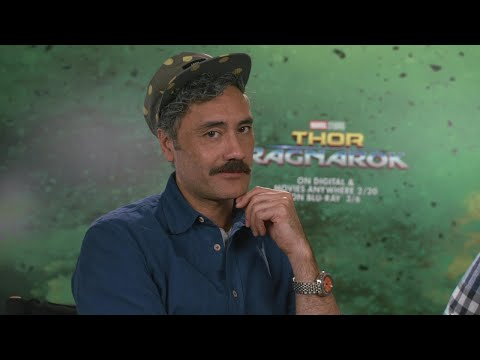Marvel Studios' Thor: Ragnarok director Taika Waititi on This Week in Marvel