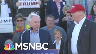 Is Everything Fine Now With Sessions And President Donald Trump? | Morning Joe | MSNBC Free HD Video