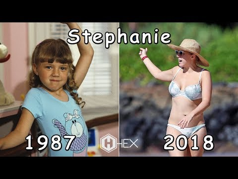 Full House Then and Now 2018 (Real Name & Age)