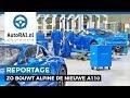 Zo bouwt Alpine de nieuwe A110  (PRODUCTION) - AutoRAI TV