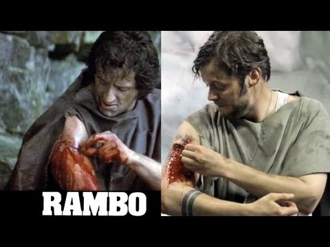 """Rambo """"First Blood"""" Special Effects : FX Reboot"""