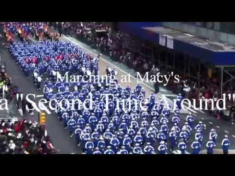Second Time Arounders Marching Band Accepted to the Macy's 2019 Thanksgiving Day Parade