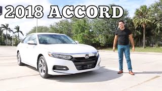 5 THING'S YOU'LL LOVE ABOUT THE 2018 HONDA ACCORD