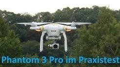 DJI Phantom 3 Professional Test: Flugverhalten, Videoqualität und Preisvergleich