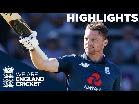 Great Drama As Buttler Ton Seals Historic Whitewash | England v Australia 5th ODI 2018 - Highlights