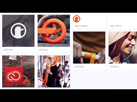 Create Layouts & Edit Assets Across Multiple Creative Cloud Apps | Adobe Creative Cloud