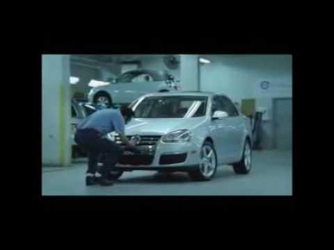 Volkswagon lick commercial