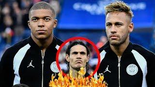Neymar & Mbappé - Wollen sie Cavani NICHT im Team?