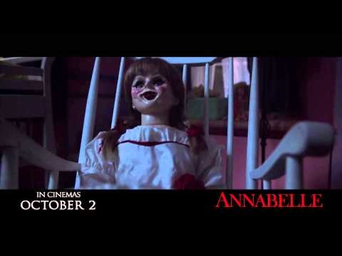 Annabelle (2014) Discover The Secret Clip [HD]