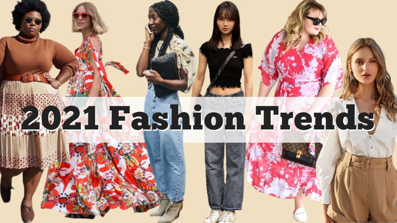 Wearable Fashion Trends 8 // WHAT TO WEAR NOW