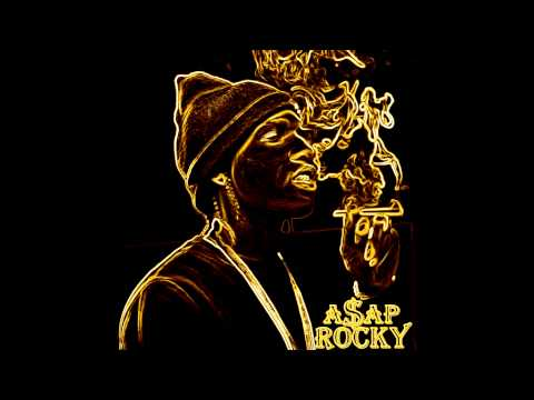 A$AP Rocky  Goldie Instrumental