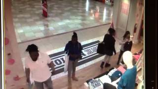 Shoplifting at Pink in the Ocean County Mall