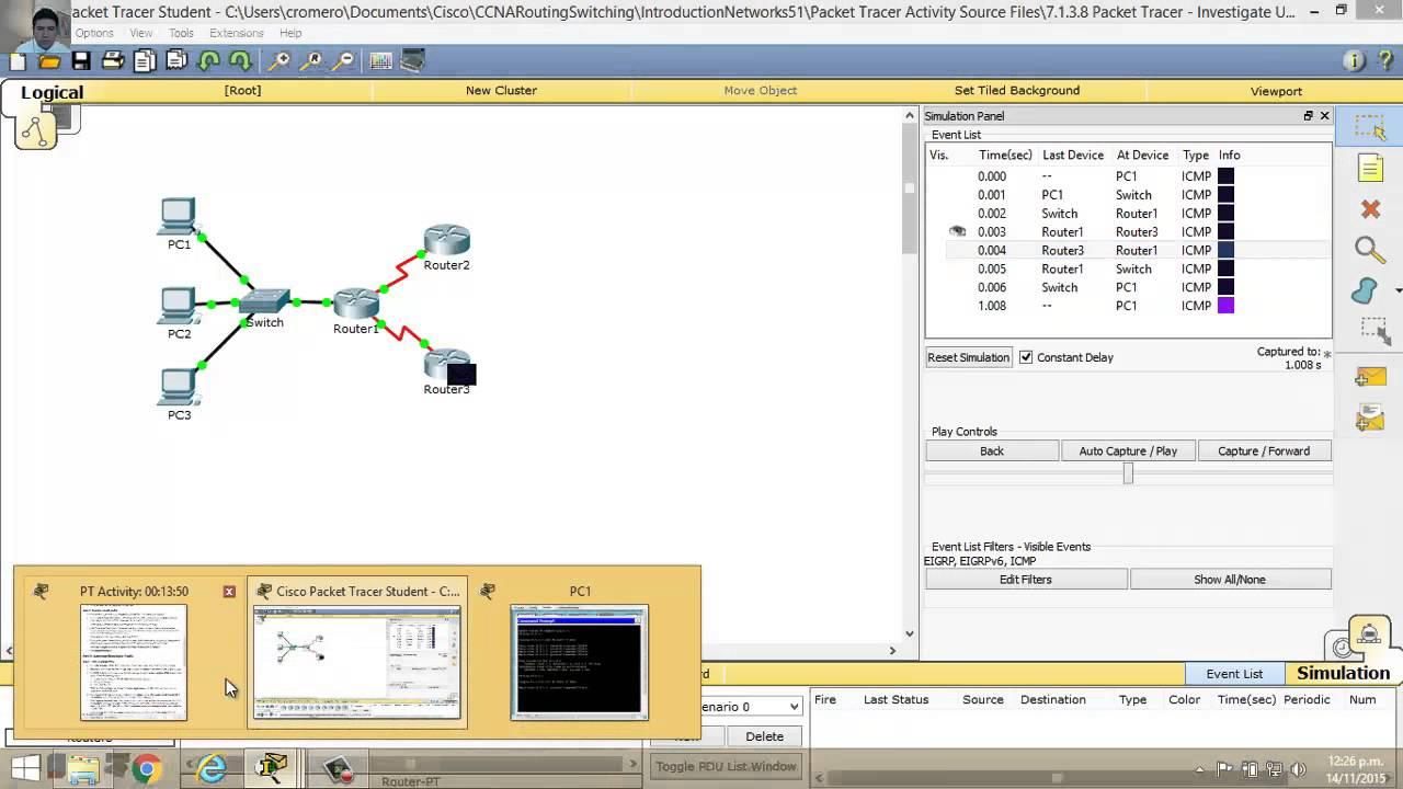 cisco packet tracer лабораторные работы скачать