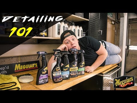 How to CLEAN and PROTECT your INTERIOR - Detailing 101 EP.10