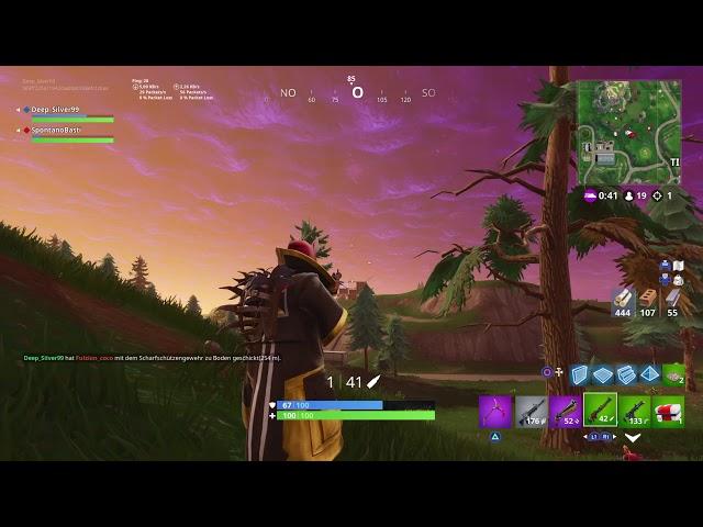Fortnite 254 m Snipe