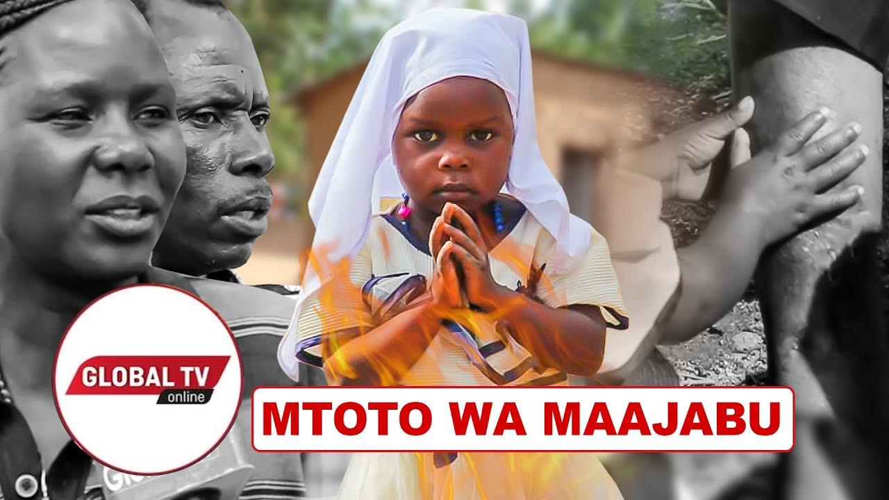 Download MAAJABU: MTOTO MDOGO AOMBEA na KUPONYA WATU KWA MAJI, ALIKAA TUMBONI MWA MAMA YAKE MIEZI 36!