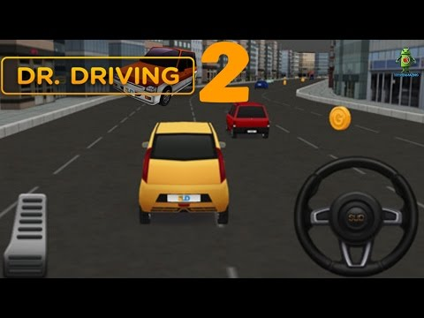 Dr Driving 2 Gameplay Android Ios Game Trailer Video Youtube
