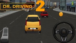 Dr Driving 2 Gameplay (Android/iOS) Game Trailer Video