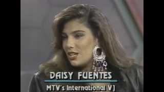 Latina Inspiration -  Daisy Fuentes
