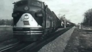 Once Upon The Wabash - 1950s - CharlieDeanArchives / History Of Rail Transport