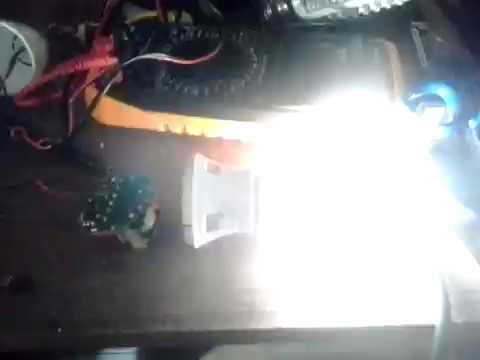 Lampu Led Ac 220v Kedip Kedip Youtube