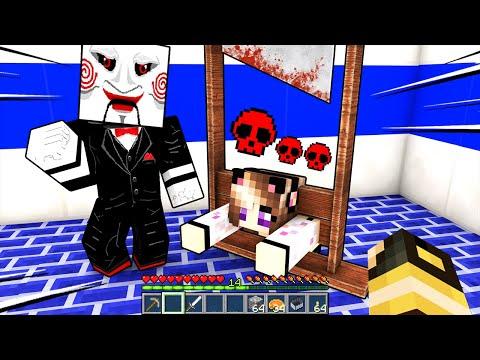 L'ENIGMISTA TAGLIA LA TESTA DI ANNA!! - Vita su Minecraft 9