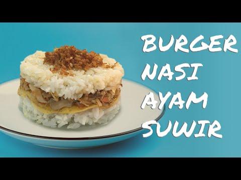 burger-nasi-ayam-sasak-suwir-pedas-gurih---mil's-craft