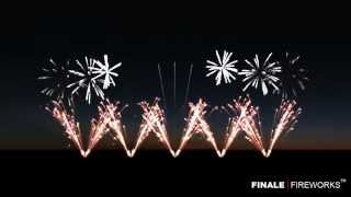 FINALE Fireworks  The Final Countdown Pyromusical 2