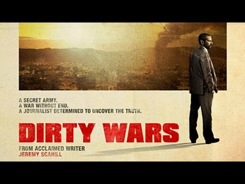 """Jeremy Scahill: Oscar Nod for """"Dirty Wars"""" Could Raise Awareness of Ongoing U.S. Drone Strikes"""