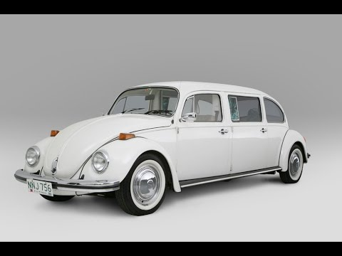 president riding   vw beetle limousine   ramon orlina youtube