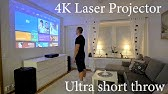 LG HU85LA: 4K UHD Cinebeam Projector - YouTube