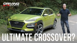 2018 Hyundai Kona Ultimate AWD Crossover Review