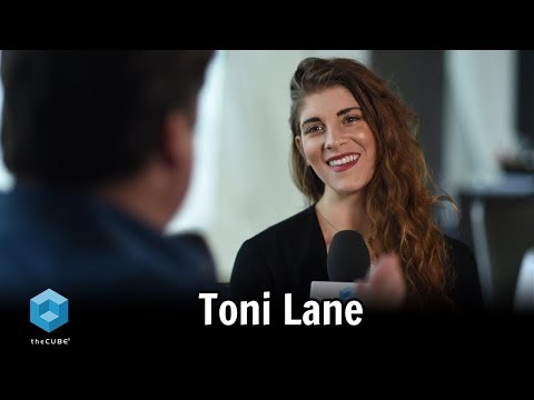 Toni Lane, CULTU.RE | Coin Agenda 2018