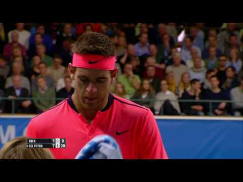 If Stockholm Open very well played by del Potro